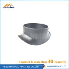 Mild steel sweepolet pipe fitting