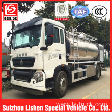 4X2 HOWO Aircraft Refueling Truck 12,000L