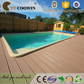 swimming pool wpc composite flooring idea