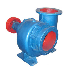 Bomba de agua de flujo horizontal pesado alta eficiencia mezcla flujo