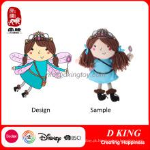 Recheado de design dos desenhos animados brinquedos de pelúcia bonecos brinquedos macios