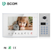 New Style Villa video door phone Intercom made with Stainless steel material+RFID function+7Inch monitor