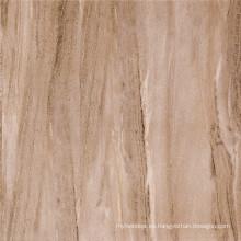 Venta al por mayor de madera mirar azulejos de piso de porcelana con superficie mate rústica