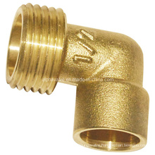 Brass Elbow Weld-End Pipe Fitting (a. 0343)