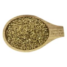 Corte / rebanada de raíz de astrágalo orgánico
