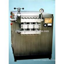 CE certificated high quality 1000L/H milk high pressure homogenizer with 70Mpa