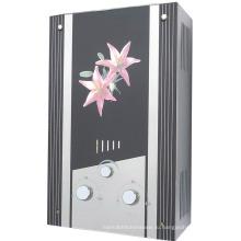 Элитный газовый водонагреватель с выключателем лето / зима (S51)
