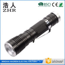Rechargeable Battery Power Source and Flashlights Type 4000 lumen led flashlight