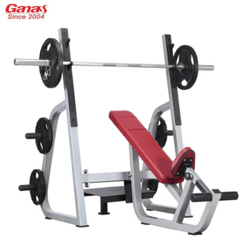 Spor Salonu Egzersiz Ekipmanları Incline Bench Press