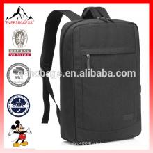 Sac à dos d'ordinateur portable de 17 pouces pour les hommes et les femmes avec USB port de charge léger ordinateur portable mince sac à dos d'affaires (ES-H027)