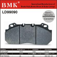 Durable Truck Brake Pads (LD99090)
