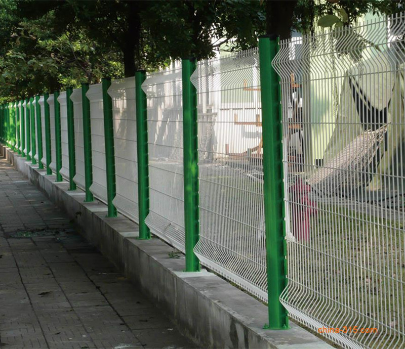 Steel Mesh Fence Panels specification