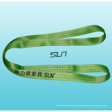 1-10t Synthetic Fibre Endless Type Lifting Webbing Sling