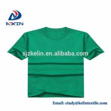 Compradores de camisetas de OEM de logotipo personalizado superventas de alta calidad en Europa