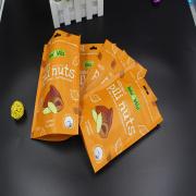 Stand Up Pouch Ziplock Sac d'emballage en plastique pour noix / fruits séchés
