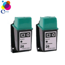 New products Compatible ink cartridge for hp 26 for ink refill DeskJet 400 wholesale china