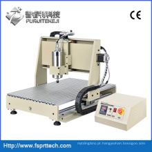 Máquina Roteadora CNC Máquina de Gravação CNC Rotativa (CNC6040GZ)