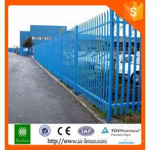Euro palissade clôture / clôture en fer forgé / clôture de jardin