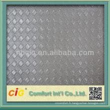 Cuir synthétique PVC haute résistance à l'abrasion