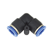 Auto Air Conditioning Fittings Equal Size, Union Elbow Pneumatic Fitting