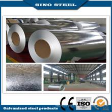 Dx52D Grade Z80 Hot DIP Galvanized Steel Coil for Construction