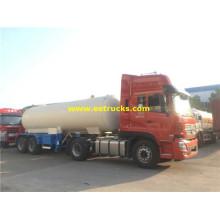 2 axle 2000L Liquid Ammonia Cisterna Remolques