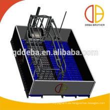 PVC Stall Elevated Crate Crate Pig Raising Equipment