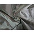 20d Black Yarn tecido de tafetá de nylon para baixo vestuário (XSN012)