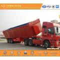 3 axle dump semi trailer for sale