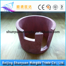 China alibaba custom-made porous copper foam filter for motor heat dissipation
