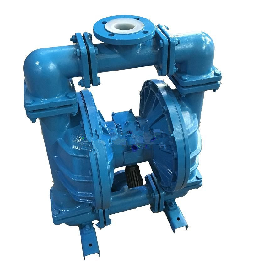 PTFE-lined anti-corrosion pneumatic diaphragm pump Corrosion-resistant diaphragm pump 1