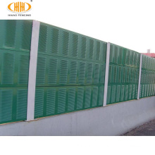 Price discount permanent noise barrier manufacturers malaysia for road bridge construction site