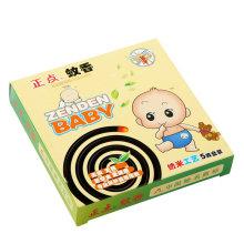 Bebê, uso, pretas, mosquito, bobinas