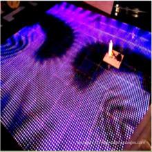 Plancher de danse visuel de haute qualité de P20 LED pour l'événement d'étape