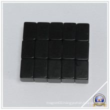 Powerful Black Block Permanent Magnets