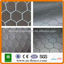 Hexagonal wire mesh rabbit cage chicken fence(ISO9001:2008 professional manufacturer)