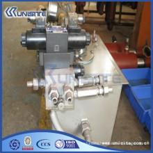 high quality swing-cylinder type hydraulic steering rudder(USC11-002)