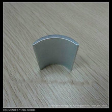 Neodymium Arc Motor Magnet with High Working Temperature