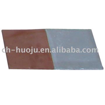 Placa adaptadora bimetálica