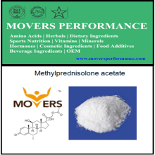 Acétate de méthylprednisolone de haute qualité pour les sports