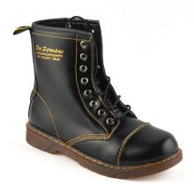 Nuevas botas militares de las señoras de la moda del estilo (HCY02-1751)