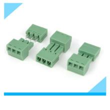 Connecteur de bornier à 3 broches de pas de vis de la carte PCB 3.5mm