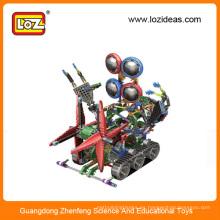 Loz juguetes electrónicos ladrillo de construcción para niños