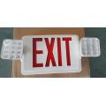 Аварийное освещение, UL комбо, выхода знак, знак LED, аварийный выход знак
