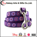Best Selling Pet Products Wholesale Woven Dog Leash with Woven Logo