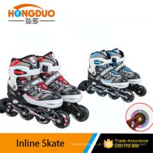 Rolo ajustável Skate / skate ajustável na linha