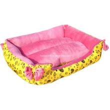 Square Pet Bed Plush Animal Shaped Pet Bed
