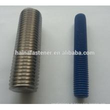 Parafuso prisioneiro de aço inoxidável (M6-M100)