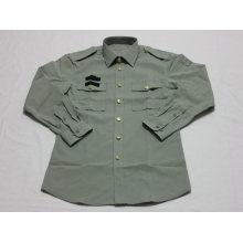 Army Military Uniform Shirt Fabric