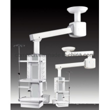 Medical Gas Equipment Double Arm Motorized Pendant Medical Electrical Surgical Pendant